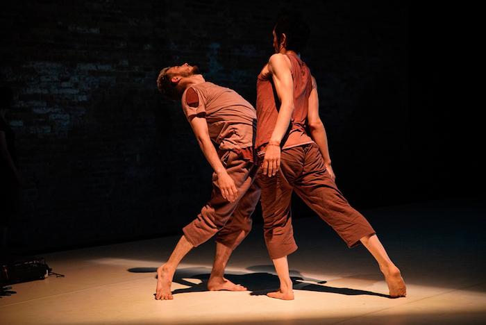 Irina Baldini - Quite now - Biennale Danza 2018